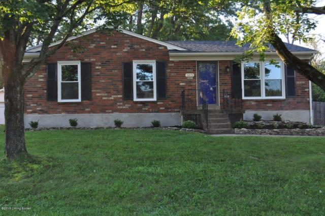 5215 Sprucewood Dr, Louisville, KY 40291 (#1512730) :: Segrest Group