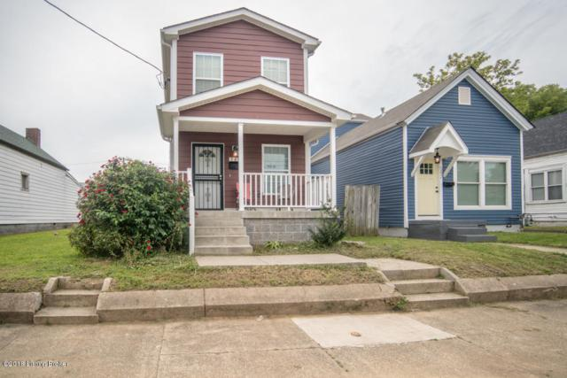 544 E Ormsby Ave, Louisville, KY 40203 (#1513148) :: At Home In Louisville Real Estate Group