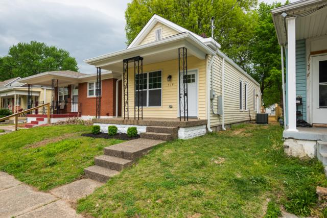 519 Brentwood Ave, Louisville, KY 40215 (#1513886) :: Segrest Group