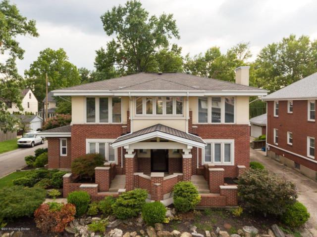316 Wendover Ave, Louisville, KY 40207 (#1513938) :: The Sokoler-Medley Team