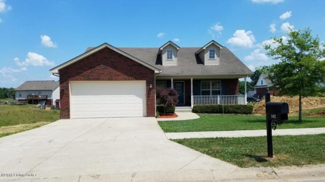 102 Persimmon Dr, Taylorsville, KY 40071 (#1514300) :: The Stiller Group