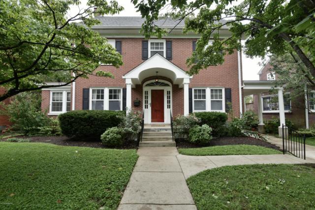 2614 Meadow Rd, Louisville, KY 40205 (#1514313) :: The Stiller Group