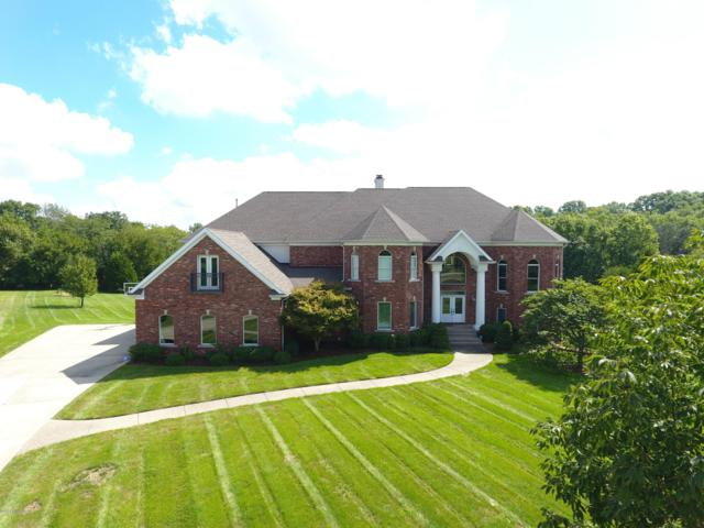 1221 Forest Trail Pl, Louisville, KY 40245 (#1514772) :: The Sokoler-Medley Team