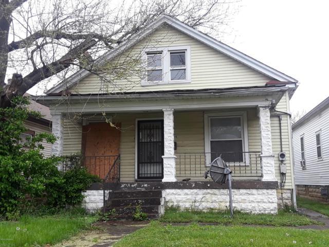 2145 W Lee St, Louisville, KY 40210 (#1514808) :: The Stiller Group