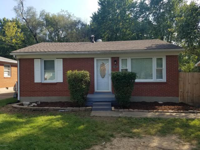 2214 Briargate Ave Ave, Louisville, KY 40216 (#1515117) :: Segrest Group