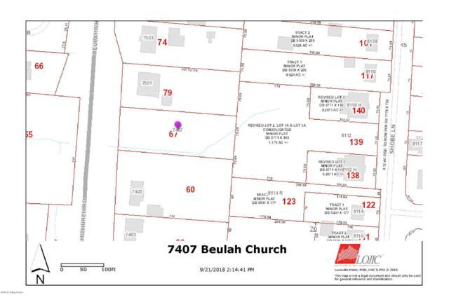 7407 Beulah Church Rd, Louisville, KY 40228 (#1515335) :: The Sokoler-Medley Team
