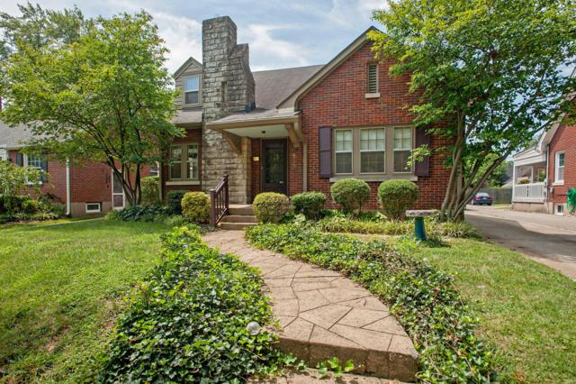 414 Wendover Ave, Louisville, KY 40207 (#1515451) :: Segrest Group