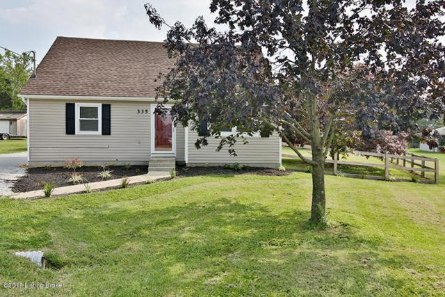 335 Clearview Dr, Mt Washington, KY 40047 (#1515748) :: The Stiller Group