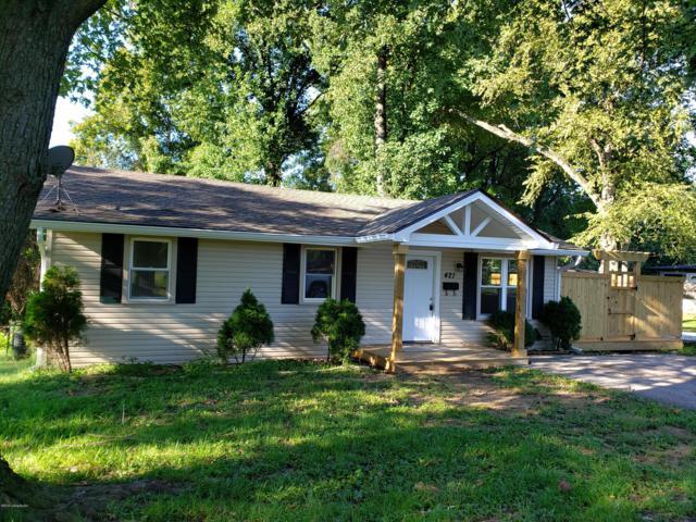 421 Miller Ave, Clarksville, IN 47129 (#1515864) :: The Stiller Group