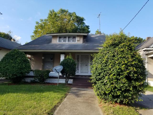 3109 Dumesnil St, Louisville, KY 40211 (#1516494) :: The Sokoler-Medley Team