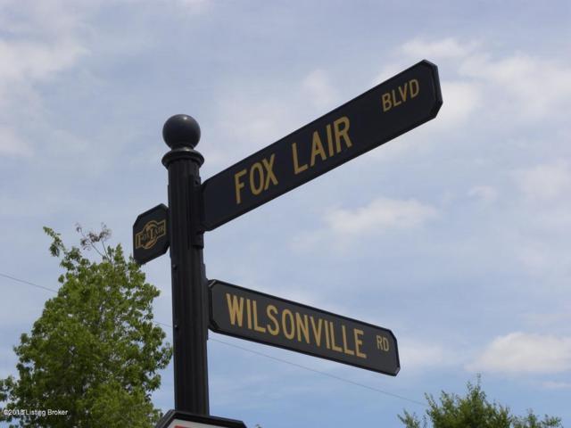 Lot 73 Fox Lair Blvd, Fisherville, KY 40023 (#1516581) :: The Stiller Group
