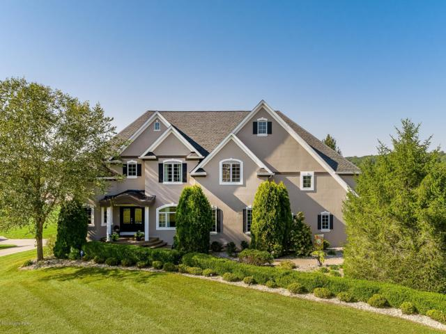 10035 Wind Hill Dr, Greenville, IN 47124 (#1516710) :: The Stiller Group
