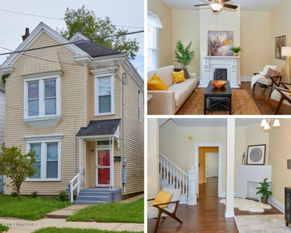 432 E Ormsby Ave, Louisville, KY 40203 (#1516725) :: The Elizabeth Monarch Group