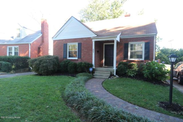 223 Norbourne Blvd, Louisville, KY 40207 (#1517380) :: At Home In Louisville Real Estate Group