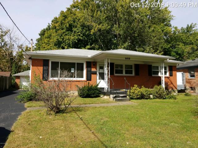 6410 Greenview Dr, Louisville, KY 40216 (#1517587) :: The Elizabeth Monarch Group