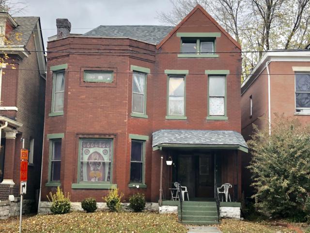 527 W Hill, Louisville, KY 40208 (#1519120) :: Team Panella