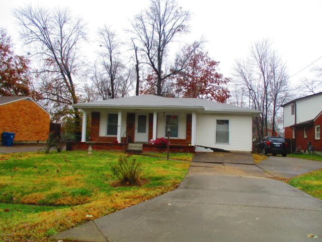 4605 Rossmoor Dr, Louisville, KY 40219 (#1519484) :: Team Panella