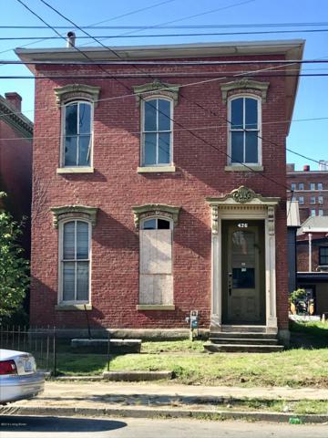 426 W Oak St, Louisville, KY 40203 (#1519834) :: Team Panella