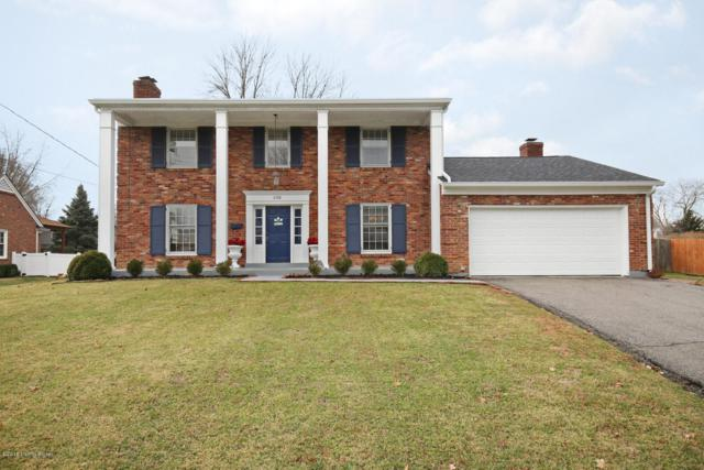 1710 Applewood Ln, Louisville, KY 40222 (#1520520) :: At Home In Louisville Real Estate Group