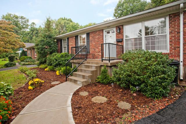 224 Blackburn Ave, Louisville, KY 40206 (#1520629) :: At Home In Louisville Real Estate Group