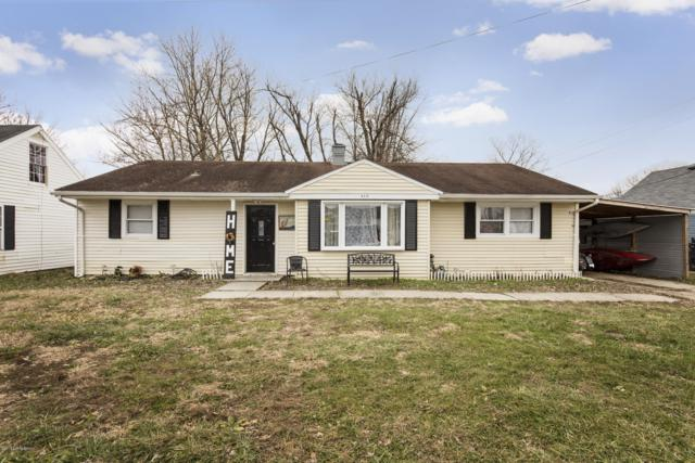 412 Eastview Cir, Shelbyville, KY 40065 (#1520640) :: Team Panella