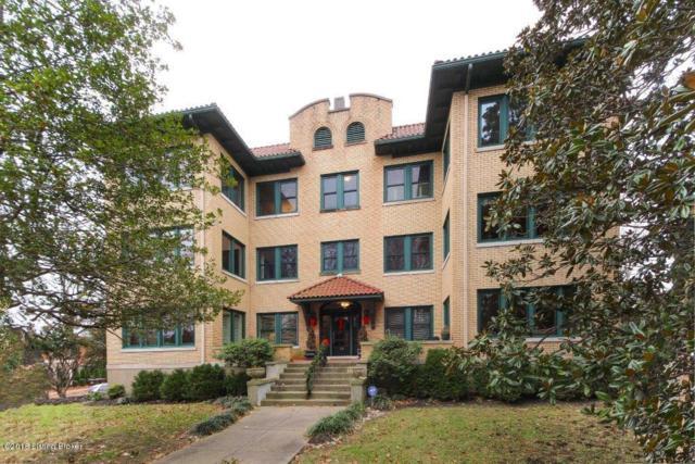 1578 Cherokee Rd #3, Louisville, KY 40205 (#1520680) :: The Sokoler-Medley Team