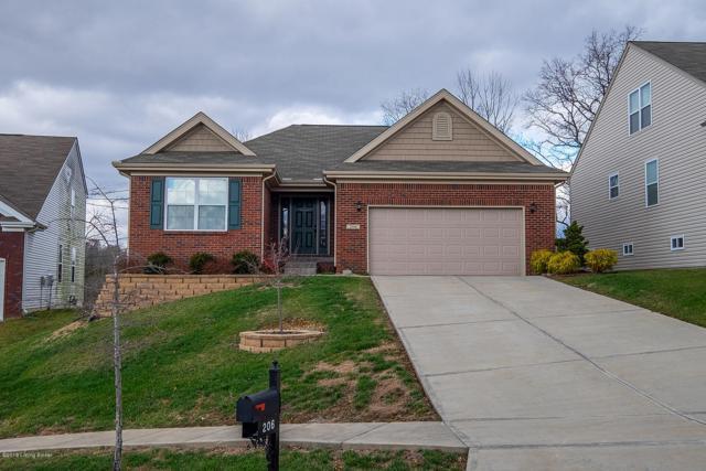 206 Brookfield Hills Ct, Louisville, KY 40245 (#1520718) :: Segrest Group