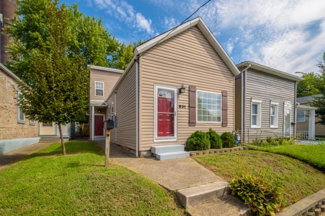 931 E Saint Catherine St, Louisville, KY 40204 (#1520832) :: At Home In Louisville Real Estate Group