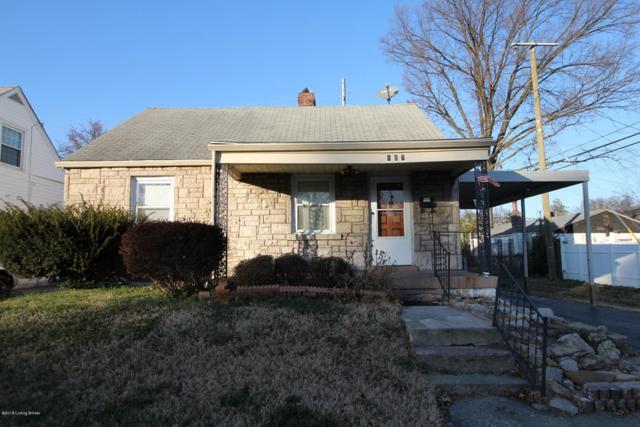 107 Freeman Ave, Louisville, KY 40214 (#1520928) :: The Sokoler-Medley Team