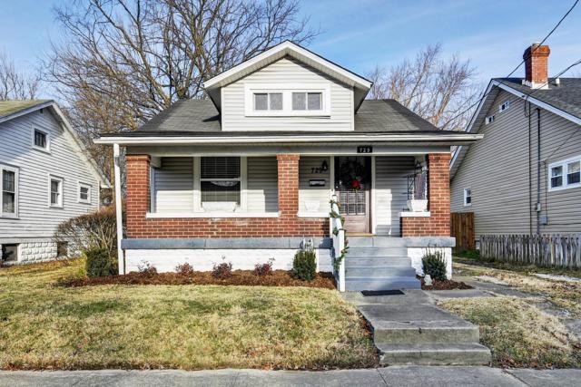 729 N Barbee Way, Louisville, KY 40217 (#1521383) :: Team Panella