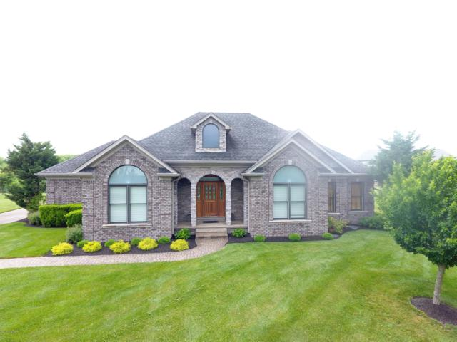 111 Bluff Ridge Rd, Jeffersonville, IN 47130 (#1521910) :: The Stiller Group