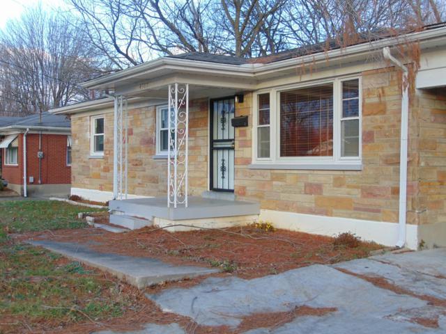 4307 Estate Dr, Louisville, KY 40216 (#1522325) :: The Stiller Group