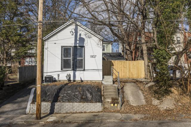 1807 Sherwood Ave, Louisville, KY 40205 (#1522540) :: Team Panella