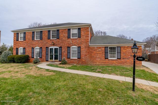 3205 Longford Ln, Louisville, KY 40242 (#1522627) :: The Sokoler-Medley Team