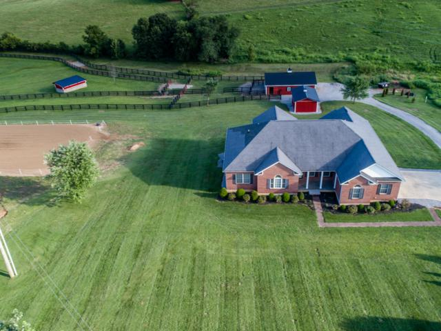 696 Pea Ridge Rd, Stamping Ground, KY 40379 (#1522769) :: Segrest Group