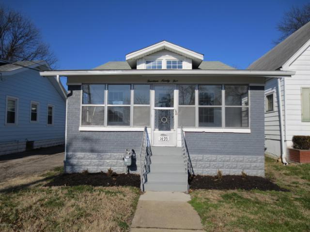 1495 Clara Ave, Louisville, KY 40215 (#1523231) :: The Sokoler-Medley Team