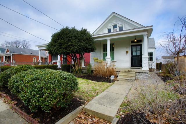 543 E Saint Catherine St, Louisville, KY 40203 (#1523368) :: Segrest Group