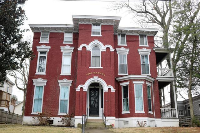 1080 Baxter Ave #3, Louisville, KY 40204 (#1523924) :: The Sokoler-Medley Team