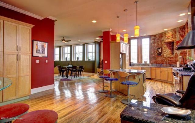 133 S 3rd St #502, Louisville, KY 40202 (#1524605) :: The Sokoler-Medley Team