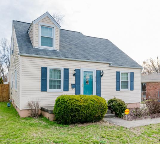 619 Marquette Dr, Louisville, KY 40222 (#1524746) :: At Home In Louisville Real Estate Group