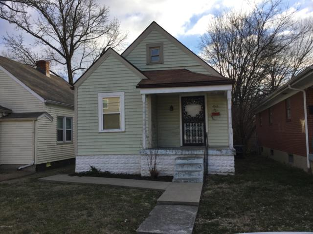 4143 S 5th St, Louisville, KY 40214 (#1524790) :: At Home In Louisville Real Estate Group