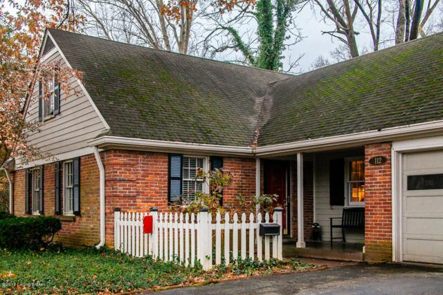 112 Bellemeade Rd, Louisville, KY 40222 (#1524794) :: At Home In Louisville Real Estate Group
