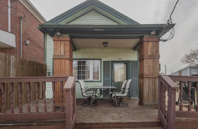 926 E Oak St, Louisville, KY 40204 (#1524905) :: At Home In Louisville Real Estate Group