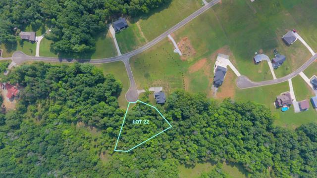 146 Rocky Run Ct Lot 22, Shepherdsville, KY 40165 (#1524950) :: The Sokoler-Medley Team