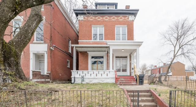 2109 W Market St, Louisville, KY 40212 (#1525264) :: At Home In Louisville Real Estate Group