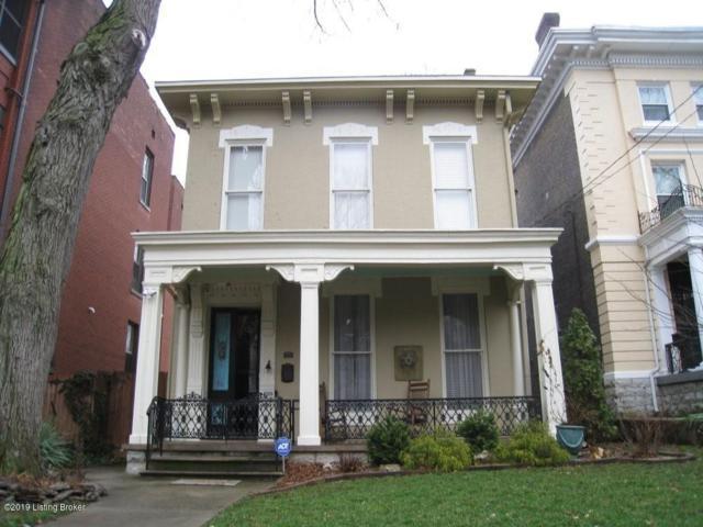 1609 S 3rd St, Louisville, KY 40208 (#1525307) :: Keller Williams Louisville East