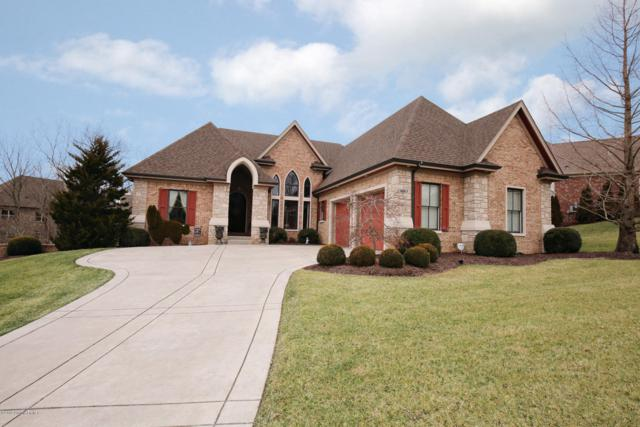 16817 Shakes Creek Dr, Fisherville, KY 40023 (#1525608) :: Team Panella