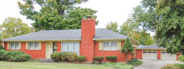 1424 Garvey Dr, Louisville, KY 40216 (#1526007) :: Team Panella