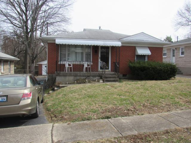 4409 Mcgill Dr, Louisville, KY 40215 (#1526353) :: At Home In Louisville Real Estate Group