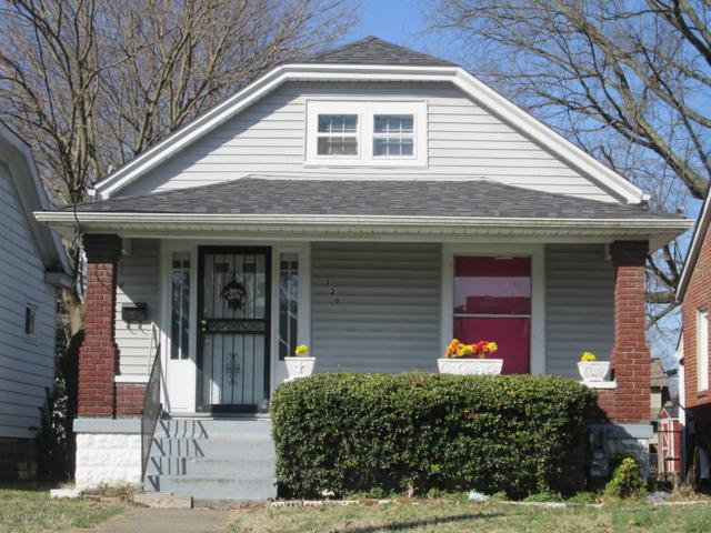 720 S 42nd St, Louisville, KY 40211 (#1526367) :: At Home In Louisville Real Estate Group